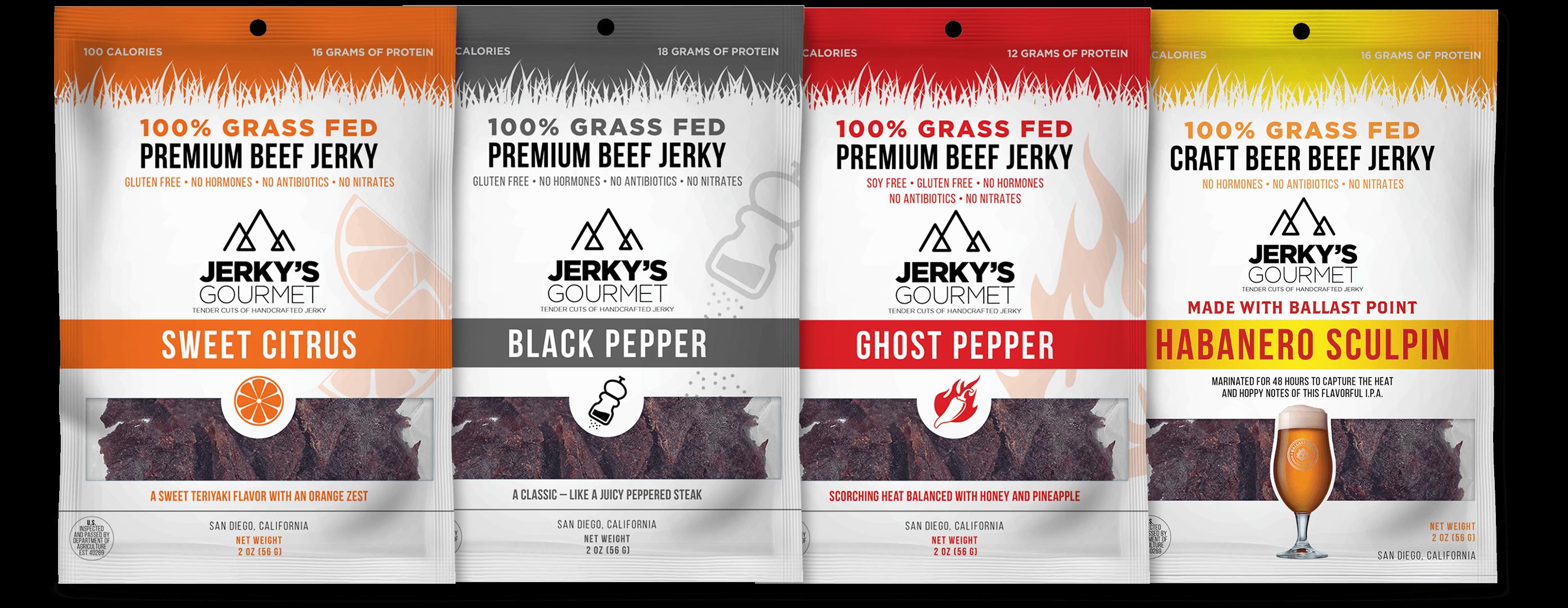 beef jerky brands